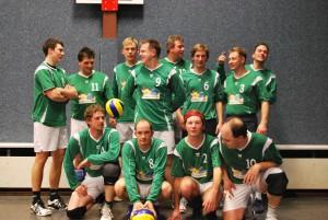 Mannschaftsfoto 2. Herren 2011